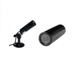 Ikegami ECO-HDMB-43 Outdoor HD-TVI D/N Mini Bullet Camera
