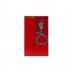 Bosch EVAX100EMR/8ZA 100W EVAX Expansion Panel with 8 Zone - Red