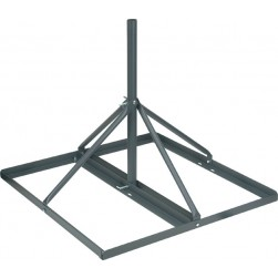VMP FRM-125 Non-Penetrating Roof Mount 1.25-inch OD