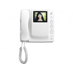 Aiphone GT-1M-L Color Video Tenant Station with Handset