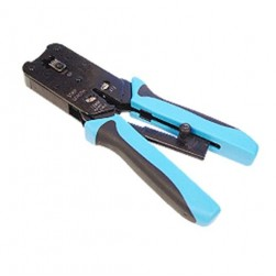 ICC ICACSCT845 Professional Grade Crimping Stripping and Cutting Tool