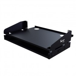 ICC ICCMSRKLST LCD Monitor Shelf, Sliding Keyboard Tray