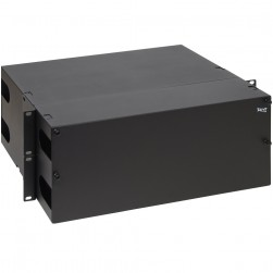 ICC ICFORET4RM 12-Panel Fiber Optic Rack Mount Enclosure