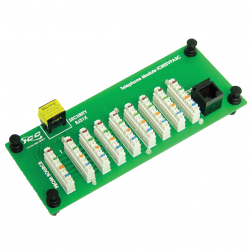 ICC ICRESVPA3C 8-Port Compact Telephone Module