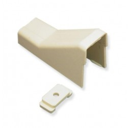 """ICC ICRW11CEIV 3/4"""" Ceiling Entry & Mounting Clip"""