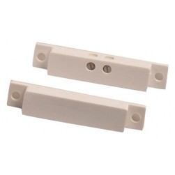 Bosch ISN-C60-W White Slim Surface Contact with Terminals 10Pk