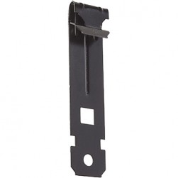 """Platinum Tools JH901-100 180 degree Vertical Overhang with 1/4"""" Hole"""
