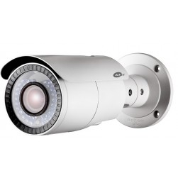 KT&C KEZ-c1BR28V12IR Outdoor 720p HD-TVI IR Rugged Bullet Camera