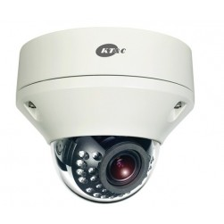 KT&C KEZ-c2DR28V12IRN 2.1Mp Outdoor HD-TVI IR Vandal Dome
