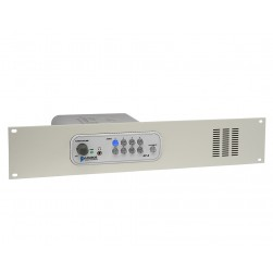 Louroe Electronics AP-8-RM (8)-Zone Audio Monitoring Base Station, Rack Mounted