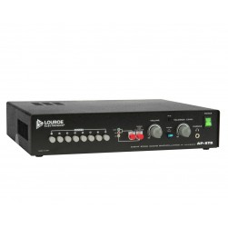 Louroe Electronics AP-8TB (8)-Zone Audio Monitoring Base Station w/Talkback