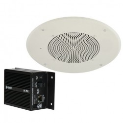 Louroe Electronics LE-347 Single Zone Two-Way Talk and Listen Audio Monitoring System
