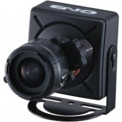 CNB MCM-20VD 600TVL Miniature Square Camera, 4-9mm