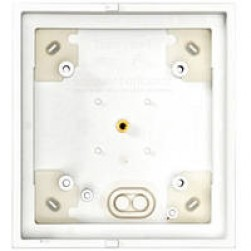 Mobotix MX-OPT-Box-1-EXT-ON-SV Single On-Wall Housing Silver