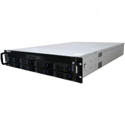 EverFocus NVR8008X-28T 64 Channel Commander 2 NVR, 28TB