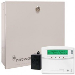 Interlogix NX-4-KIT-7-RF NX-4 Kit w/NX-148E-RF Keypad