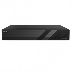 InVid PD2A-8-2TB 8 Channel 4K Universal HD-TVI / AHD / CVI / Analog / IP Digital Video Recorder, 2TB
