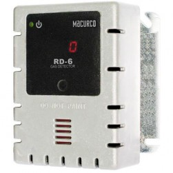 Macurco RD-6-W Refrigerant Fixed Gas Detector