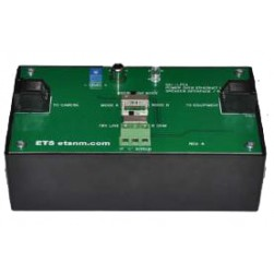 ETS, SA1-LPEA, Ethernet Powered I/P Camera Speaker Interface Box