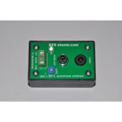 ETS SM2-L Single Channel Interface Adapter with Volume Control
