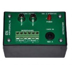 ETS SMI-2 2 Channel Microphone Interface Box