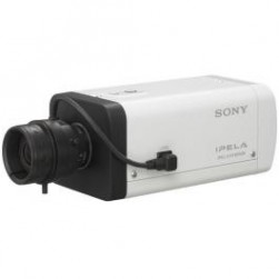 Sony SNC-ZB550 1.3MP HD D/N IPELA Hybrid IP Box Camera - REFURBISHED