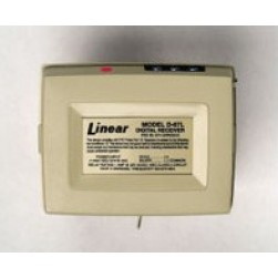 Linear D-67L 1-Channel Latching Receiver