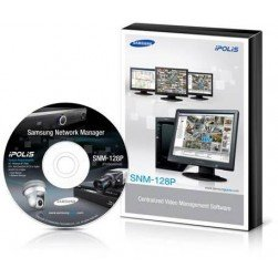 Samsung SNM-128P-N 128 Channel Centralized Video Management Software