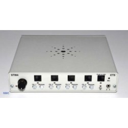 ETS STW4 4 Channel 2 way Mixer / Switcher / Amplifier