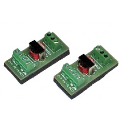 ETS TELCO-AD1 SM1 to 2 Pair Cable Adaptor
