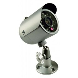 GE Security TVC-BIR6-SR 600TVL Outdoor IR Bullet Camera, 3.6mm Lens