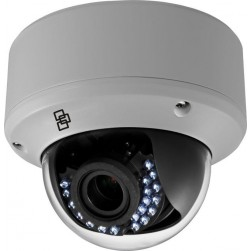 Interlogix TVD-2404 TruVision 1080p HD-TVI IR 2.8-12mm Dome Camera