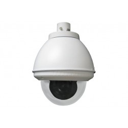 Sony UNI-ONEP580C7 Outdoor Unitized Pendant Mount with Clear Lower Dome