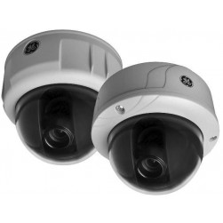 GE Security UVD-EVRDNR-VA9 UltraView EVR Series True Day/Night Rugged Dome, 540 TVL, 9.0mm-22.0m, 12VDC/24/VAC
