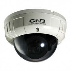 CNB VFL-20S MONALISA OUTDOOR DOME (85mm) - 600TVL 3.8MM Surface Mount