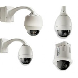 Bosch VGA-BUBBLE-CCLA Clear High-Res Dome Bubble for In-Ceiling AutoDome Cameras