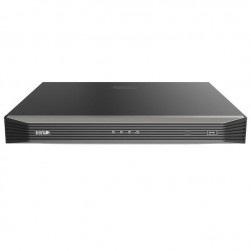 InVid VN1A-16X16-2TB 16 Channels 4K Network Video Recorder with 16 Plug & Play Ports, 2TB