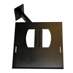 "MG Electronics WB-4 Single Arm Monitor Wall Bracket 9"" - 14"""