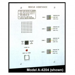 Alpha A-4228 28 Unit Area Of Rescue MAS-AUD