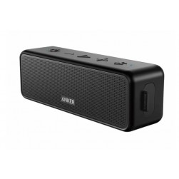 Eufy A3106H11 Select Portable Bluetooth Speaker with Loud Stereo Sound, Black