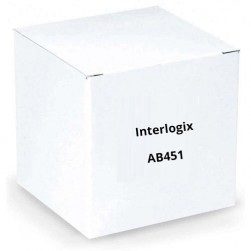 Interlogix AB451 Amber Top Mount Strobe for AS396