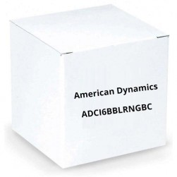 American Dynamics ADCI6BBLRNGBC Illustra 600 Outdoor Clear Bubble