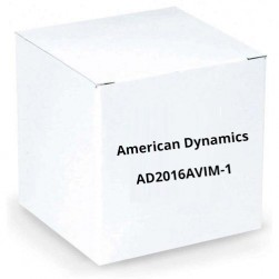 American Dynamics AD2016AVIM-1 Matrix Input Module for MP3200 Systems