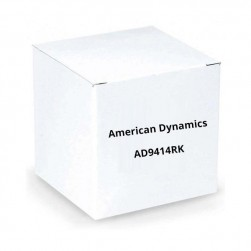 American Dynamics AD9414RK CRT Mount Rack Kit for 15 Inch Monitors