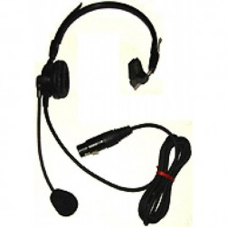 Alpha AL-PH-8 Lightweight Headset Single Ears