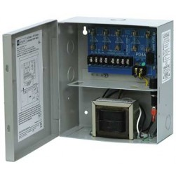 Altronix ALTV244ULCB 4 Output Power Supply, 24/28 VAC @ 3.5/3.0 Amp, PTC Circuit Breaker, UL Listed