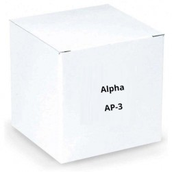 Alpha AP-3 Adapter Plate- 3-Inch or Less Hole