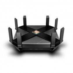 TP-Link Archer-AX6000 Dual-Band Wi-Fi 6 Router - Black-NEW