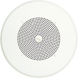 "Bogen ASUG1 8"" Self-Amplified 1 Watt Ceiling Speaker - White"
