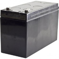 Minuteman B00025 12V DC, 8.5 Amp/Hour UPS Replacement Battery